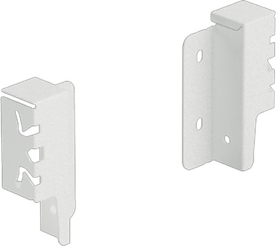 AT SET CONECTOR TRASERA 94MM BLANCO ARCITECH JGO=